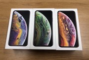 Apple iPhone XS 64GB = €400 ,iPhone XS Max 64GB = €430,iPhone X 64GB  €300,iPhone 8 64GB  €250, Whatsapp : +27837724253